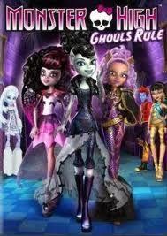Monster High: Una fiesta divina de la muerte Poster