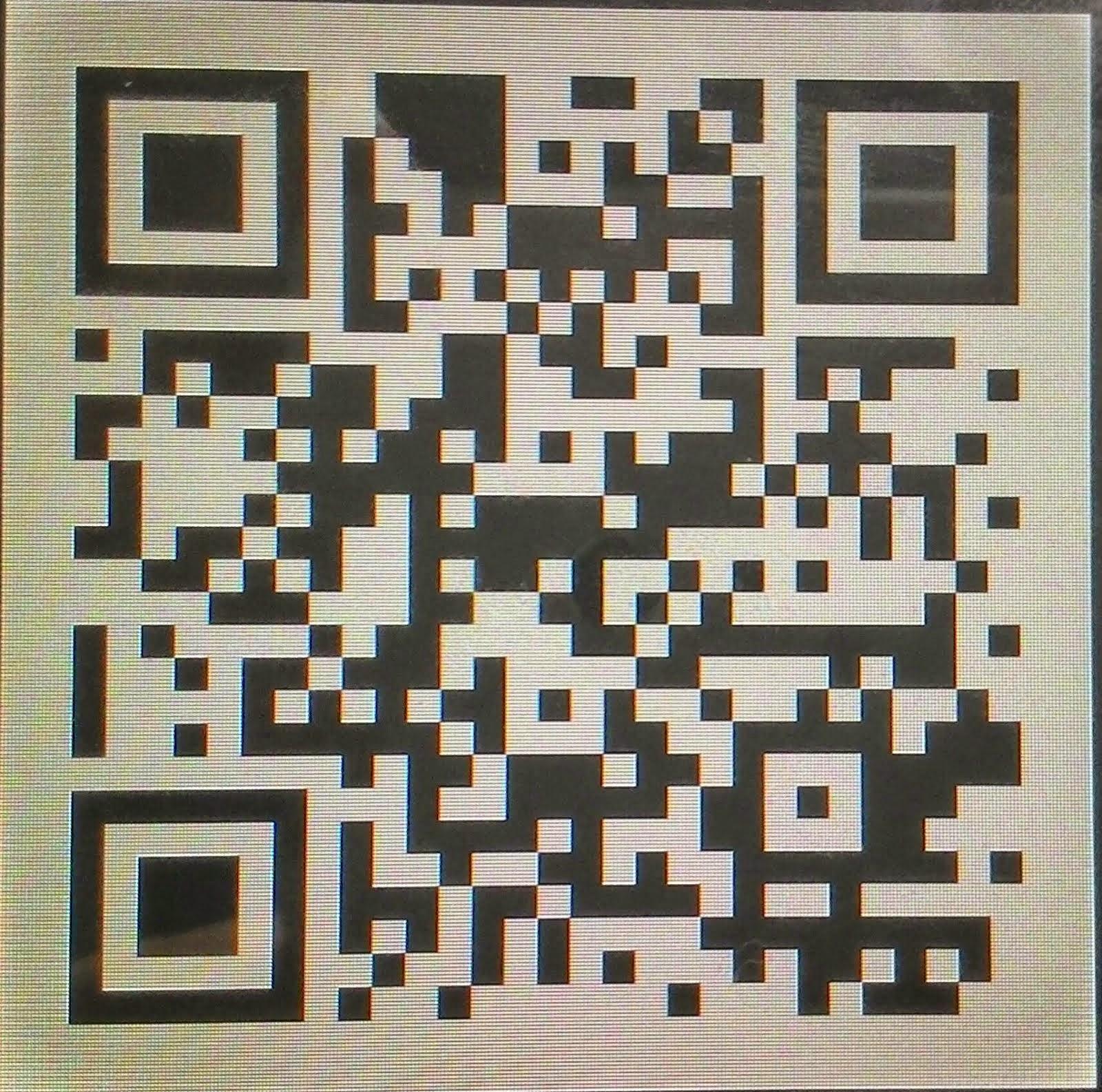 訊息加油站QR Code