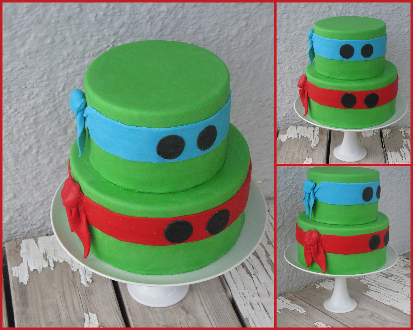 Ninja Turtle Cake | I Gotta Try That...
