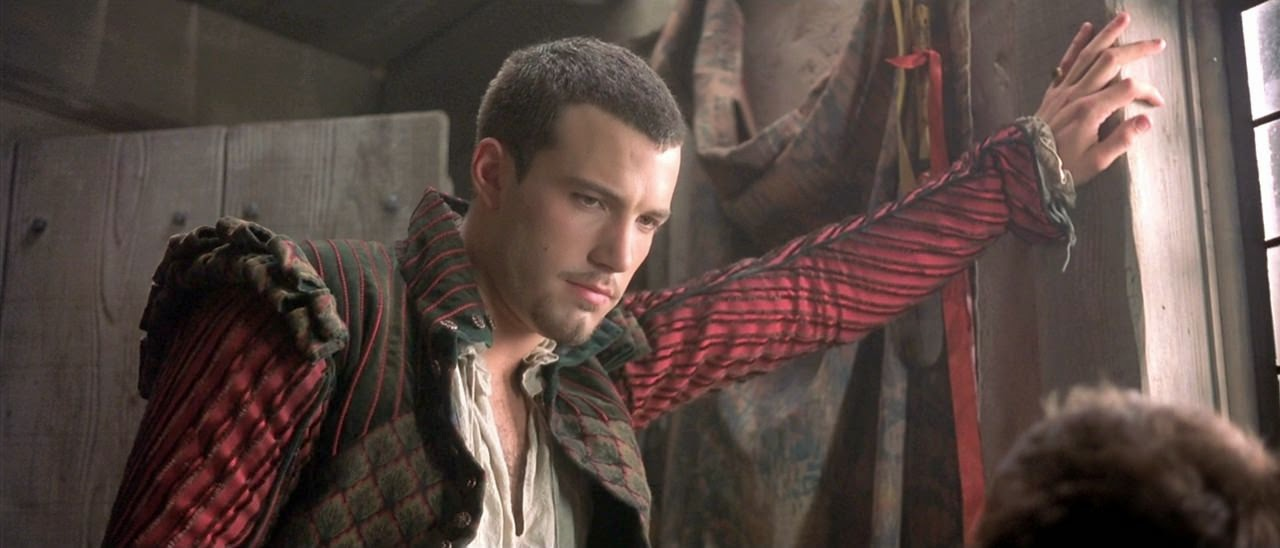 shakespeare in love ben affleck