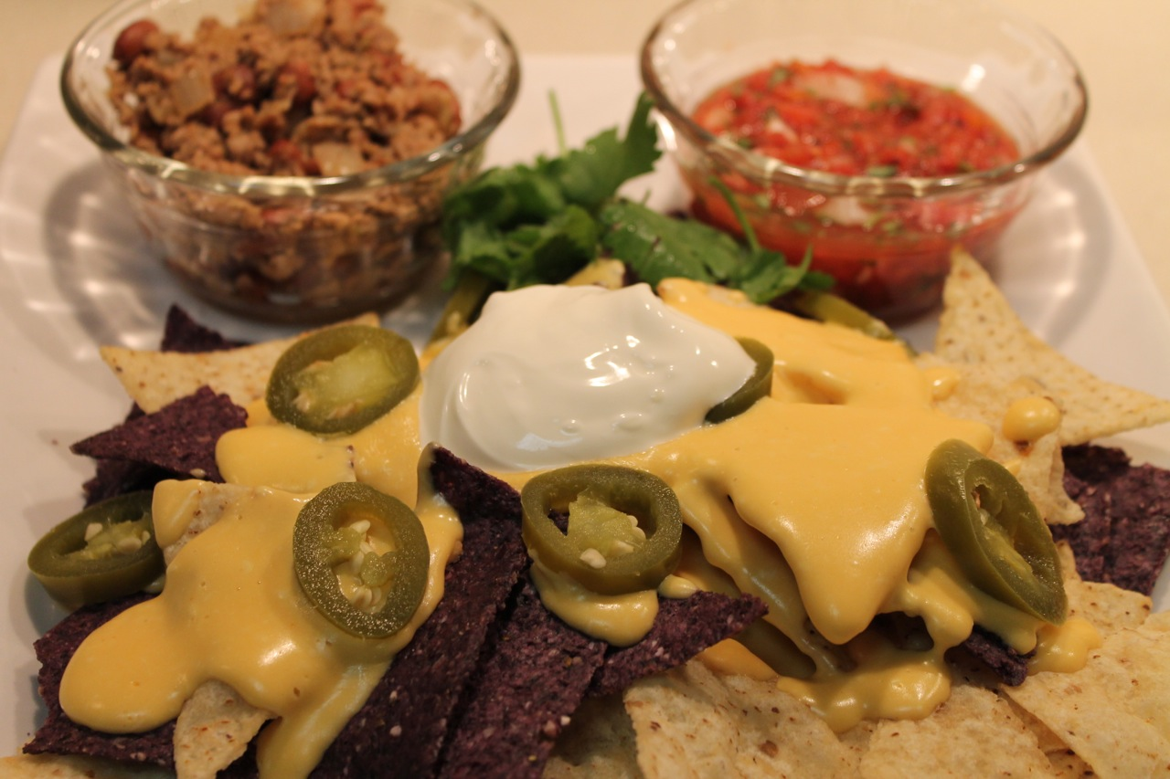 Cook In / Dine Out: Classic Party Nachos