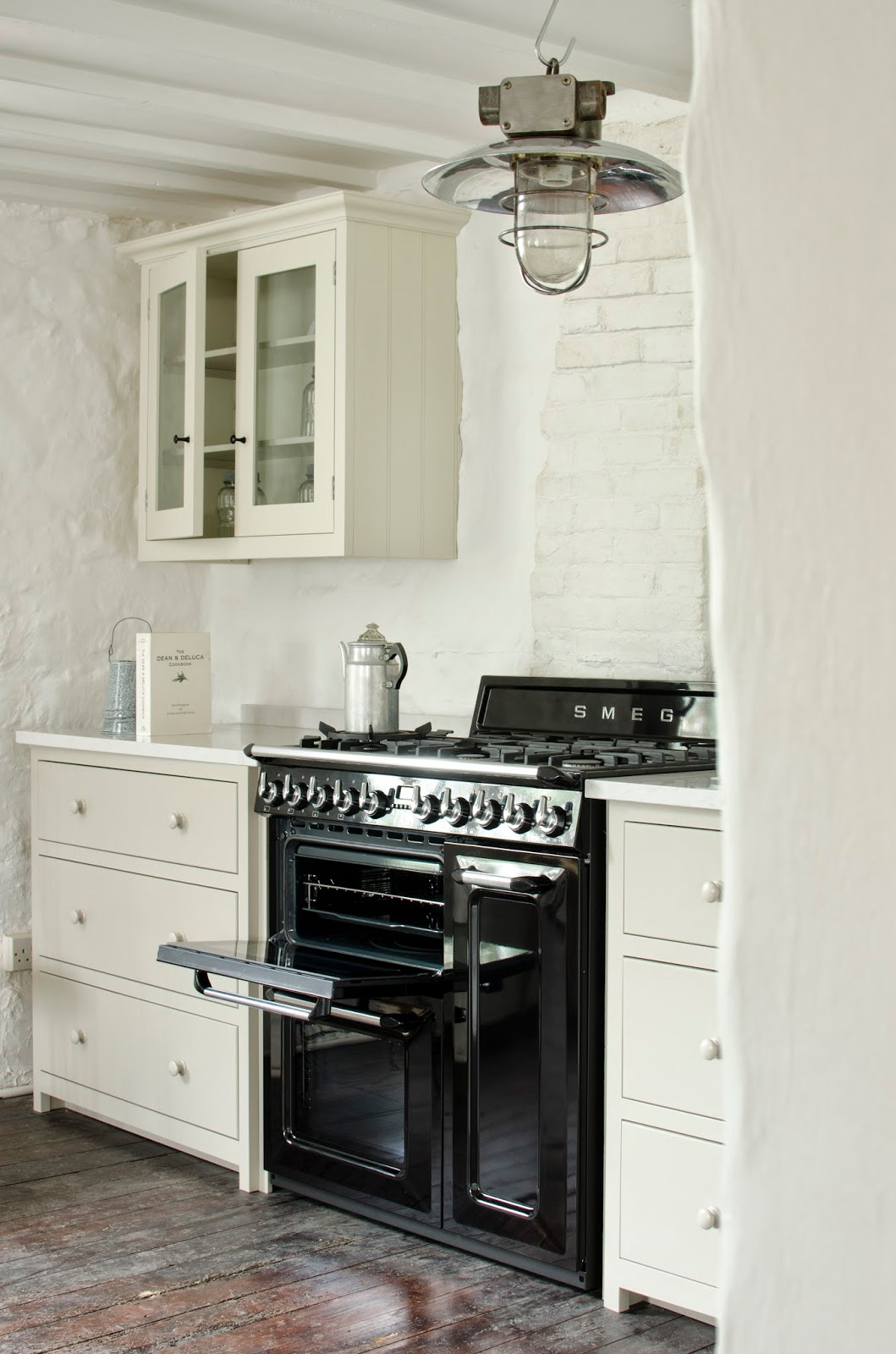 Modern Country Style: Modern Country Loves: Smeg Victoria Range Cooker