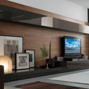 20 Modern Living Room TV Units, Living Room TV Units, Modern TV Wall Units