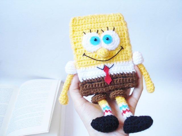 AllSoCute Amigurumis: Crochet SpongeBob Pattern, Amigurumi ...