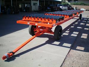 Schott Tube Trailer