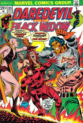 Daredevil and the Black Widow #105, Moondragon, Angar and Ramrod