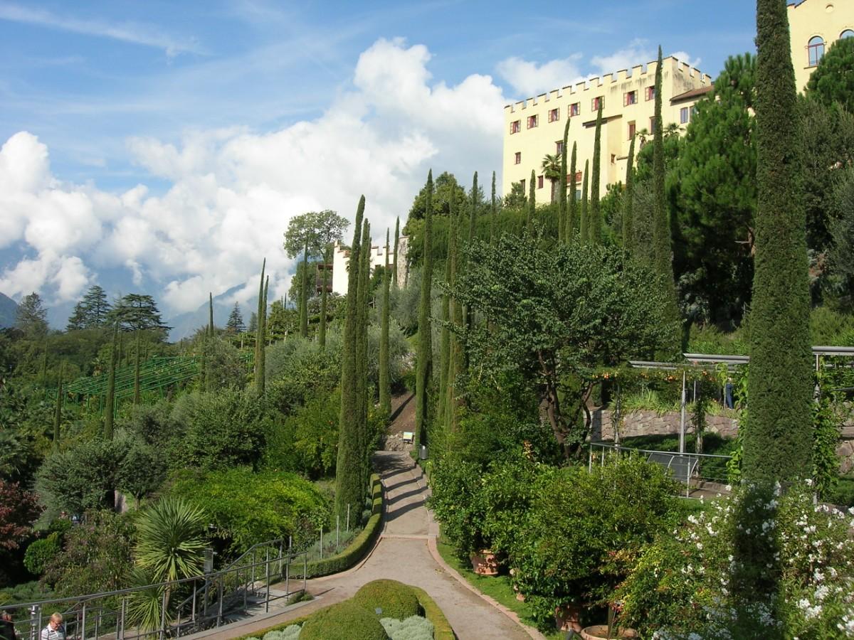 I Giardini Di Castel Trauttmansdorff Merano Oharchitetti