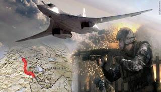 """ΧΙΛΙΑΔΕΣ ΡΩΣΟΙ ΣΤΡΑΤΙΩΤΕΣ ΠΕΡΙΜΕΝΟΥΝ ΤΗΝ ΛΑΘΟΣ ΤΟΥΡΚΙΚΗ ΚΙΝΗΣΗ - ΜΕΤΑΞΥ ΣΥΡΙΑΣ ΚΑΙ ΑΡΜΕΝΙΑΣ Η ΤΟΥΡΚΙΑ Πολεμικός """"πυρετός"""": Η 58η Ρωσική Στρατιά αναπτύσσεται στα σύνορα Αρμενίας-Τουρκίας - """"Συγχώρα μας Ρετζέπ"""" γράφουν οι ρωσικοί πύραυλοι (φωτο, vid) -"""