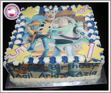 Toys Stories Cake Theme