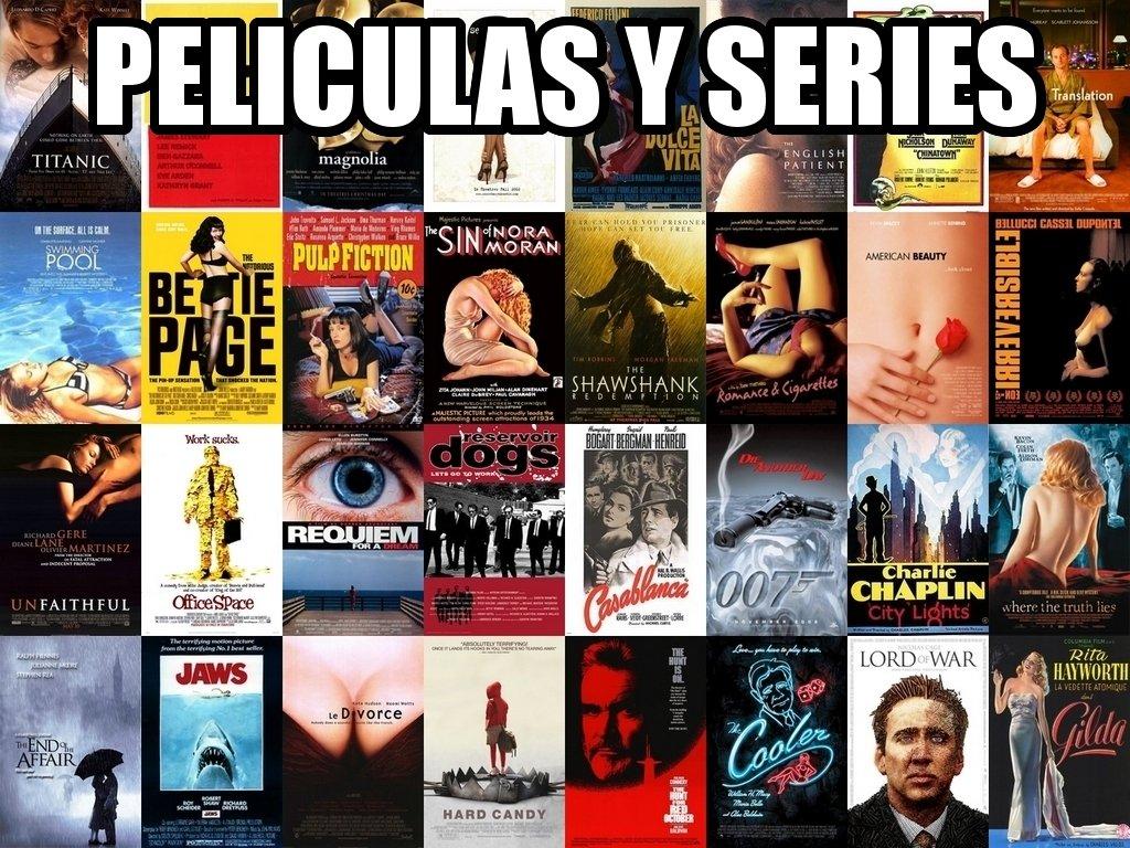 peliculas i series