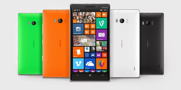 Lumia 930 receives Windows Phone 8.1 Update 2
