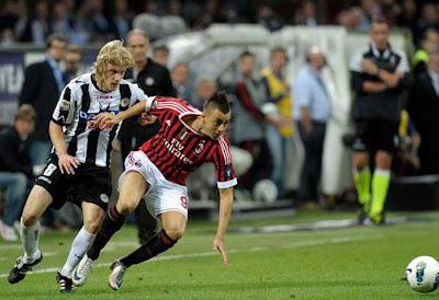 AC Milan 1 - 1 Udinese (1)
