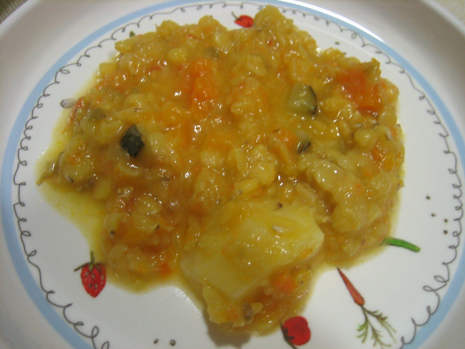 Receta lentejas sin piel con verduras thermomix for Cocinar lentejas con verduras