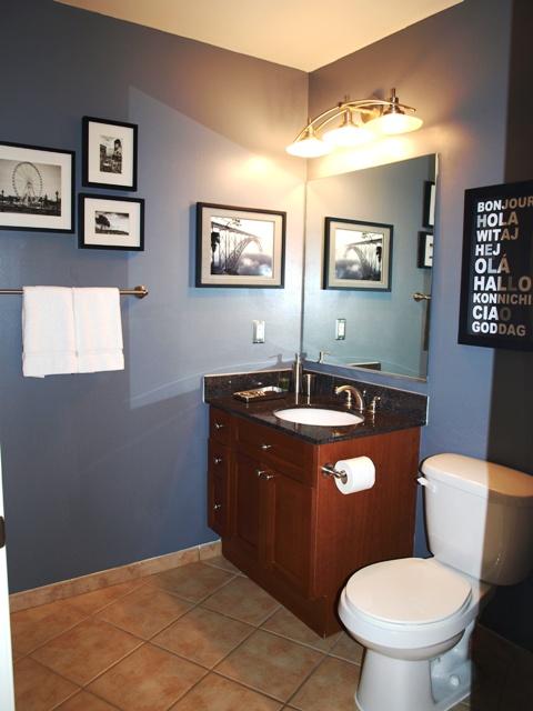 Bathroom Lighting No Window do over - jen angotti | jen angotti