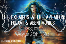 The Exemeus and The Azemeon Book Tour