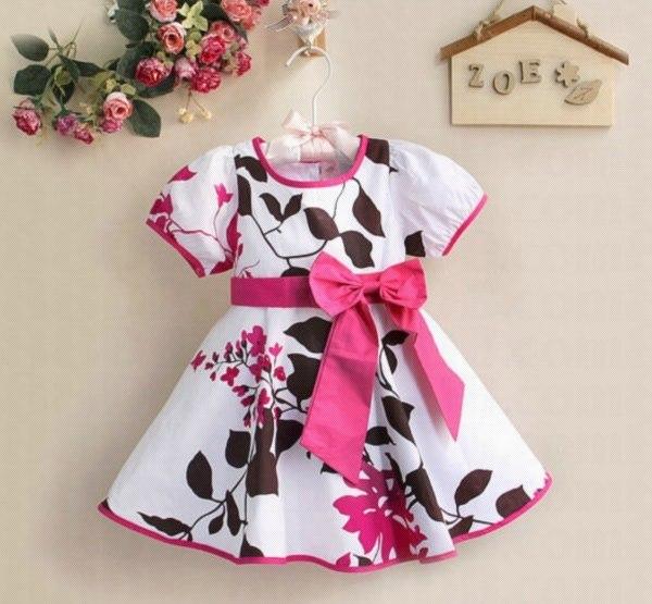 Tips Memilih Model Baju Anak Branded