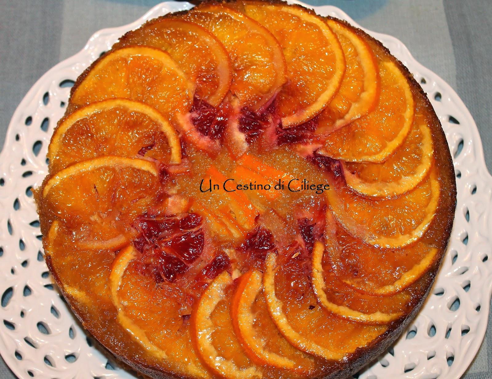 torta speziata agli agrumi  re-cake 2.0 #2