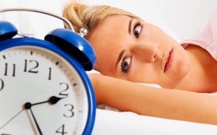 Wanita Susah Tidur