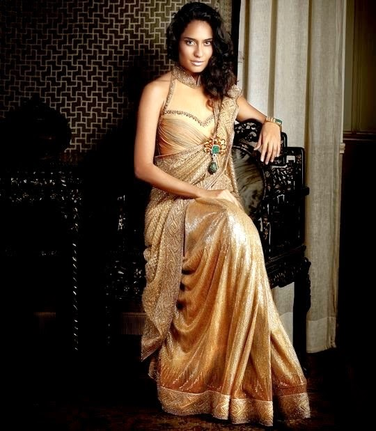 TARUN TAHILIANI Saree Collection 2014