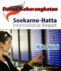 >>> ETD at Soetta Airport