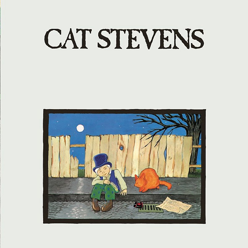 Cat Stevens - Morning Has Broken On Teaser and the Firecat
