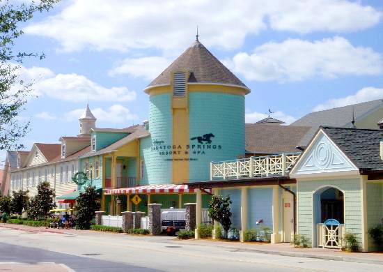 Saratoga Turf And Spa Hotel