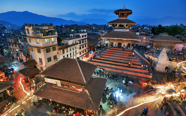 Manakamana Temple and Pashupatinath Temple