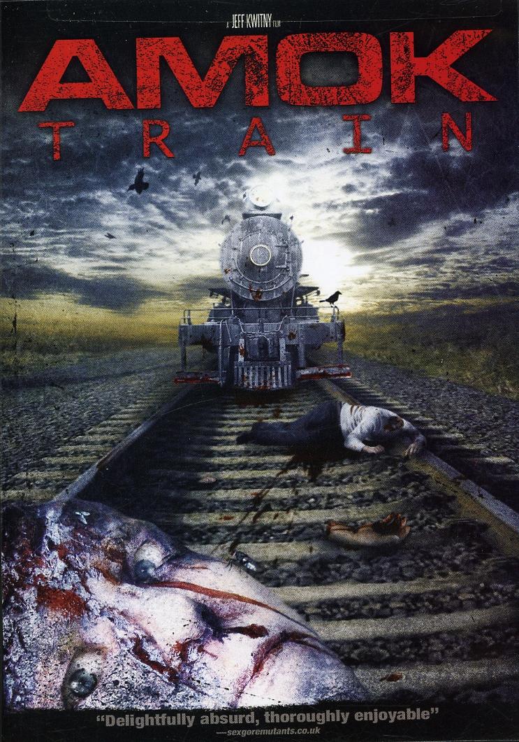 Scared Shiftless In Shasta A Serbian Train Film