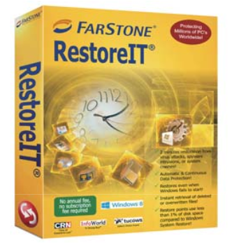 Roll Back PC to Pre-Virus State & Restore Files Using RestoreIT 2013, Tested on Windows 8.1