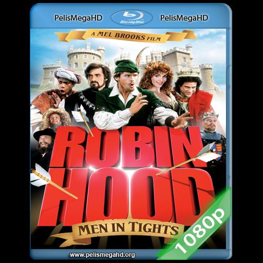 LAS LOCAS, LOCAS AVENTURAS DE ROBIN HOOD (1993) FULL 1080P HD MKV ESPAÑOL LATINO