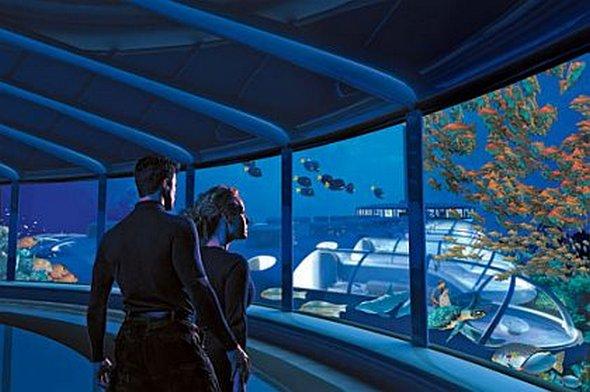 Hydropolis Underwater Hotel Dubai Wallpapers