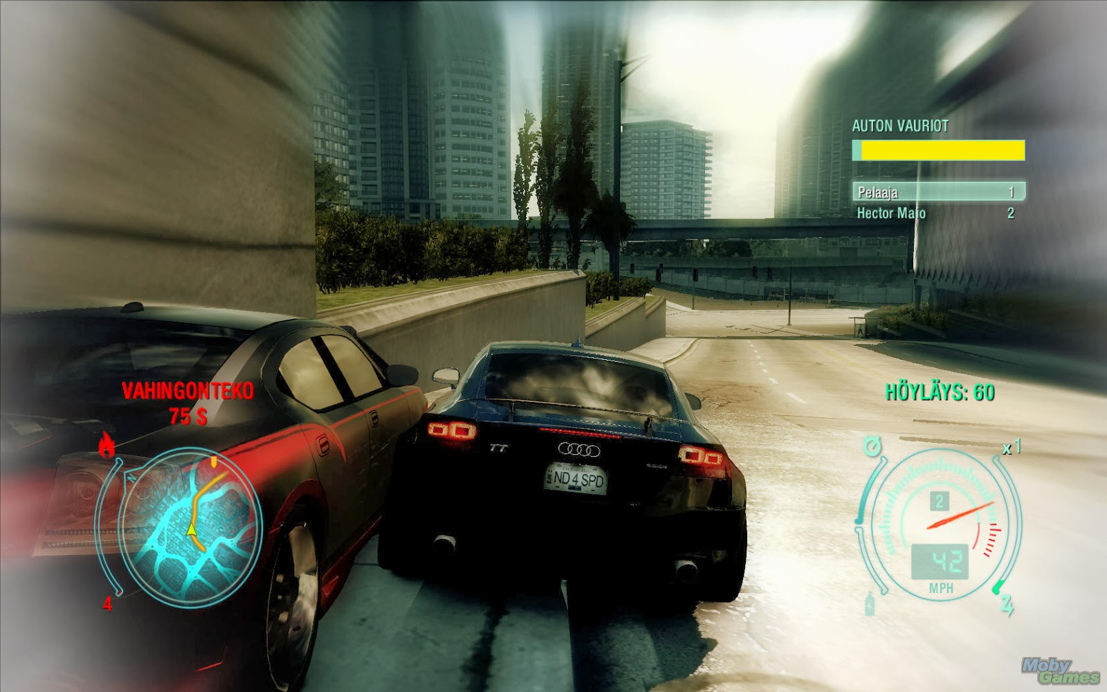 Need For Speed: Undercover Free Full PC Game - My On HAX