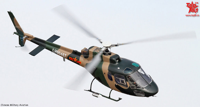 Z-11 China Light Utility Helicopter