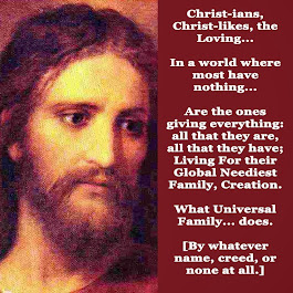 Christ-ians... the Loving...
