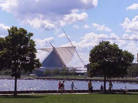 Milwaukee Art Museum, Milwaukee, WI