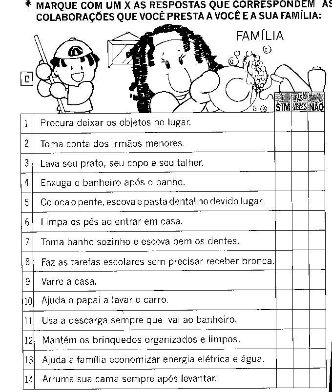 Fabuloso ☆ Aprendendo sempre com: Profª Célia ☆: Projeto - Educação e Valores DR13