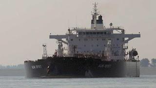 Lanun cuba tawan kapal tangki di Selat Melaka