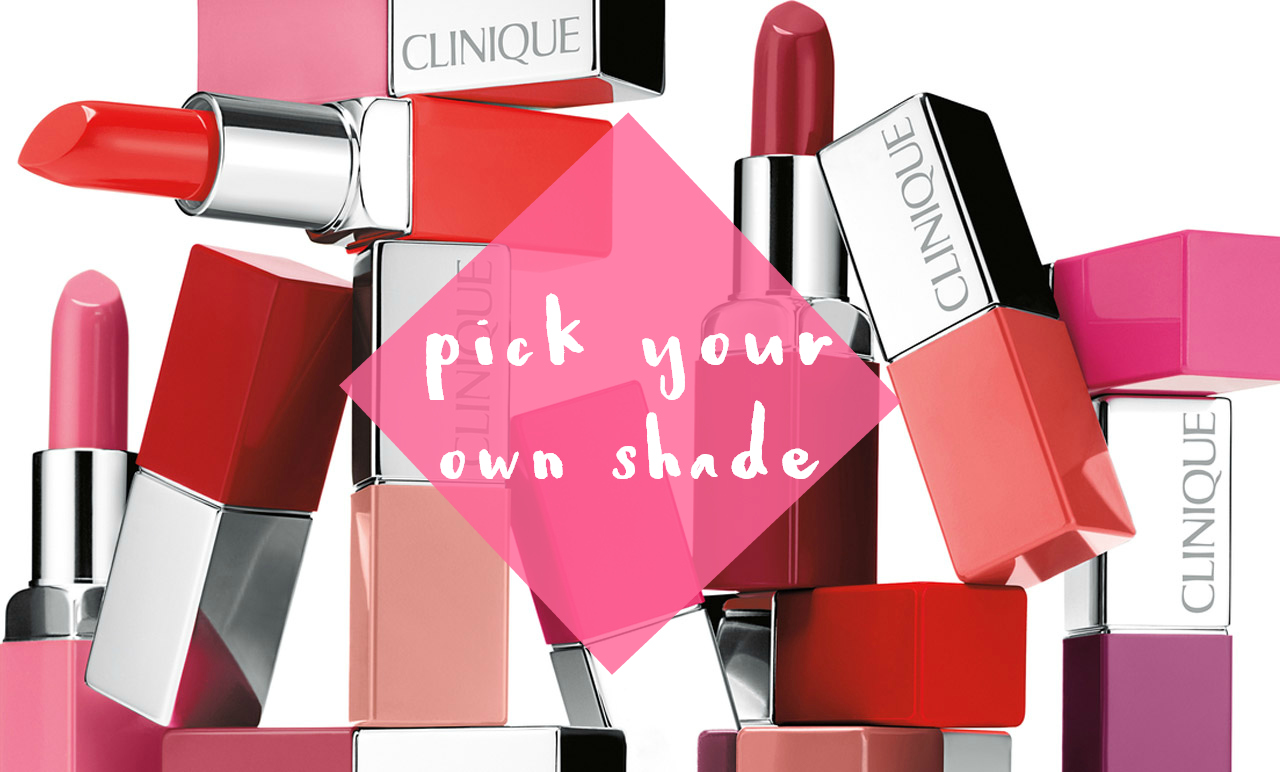 Giveaway: Win A Clinique Pop Lip Colour