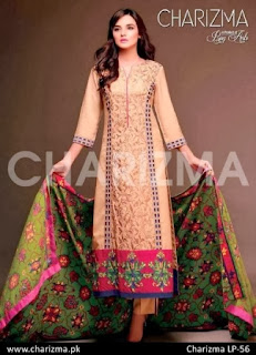 Printed Dupatta with Long Shirts