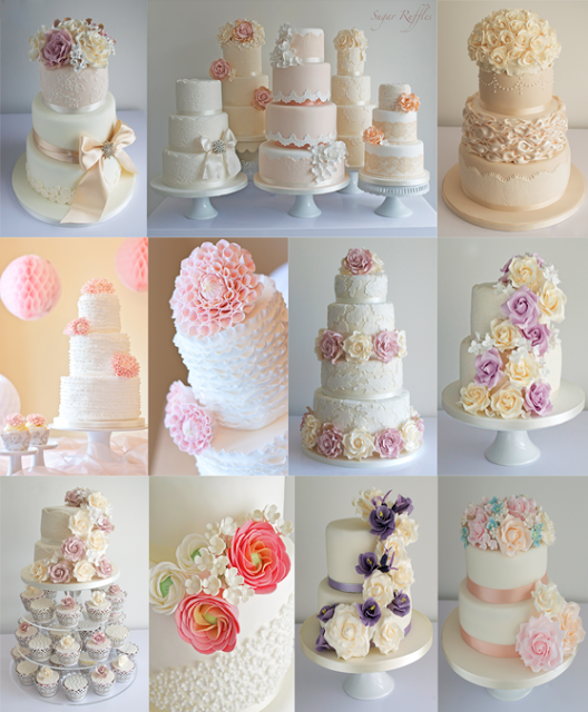 10 Most Requested Wedding Cake Flavors - Sonal J. Shah Event ...