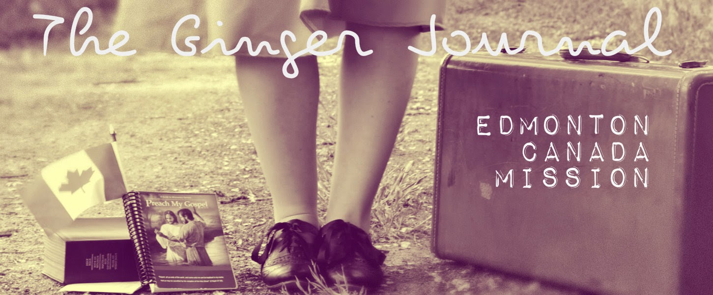 The Ginger Journal