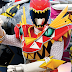 "Power Rangers Dino Super Charge | Primeiro episódio, ""When Evil Stirs"""