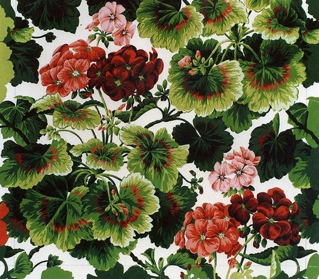 pattern fleurs