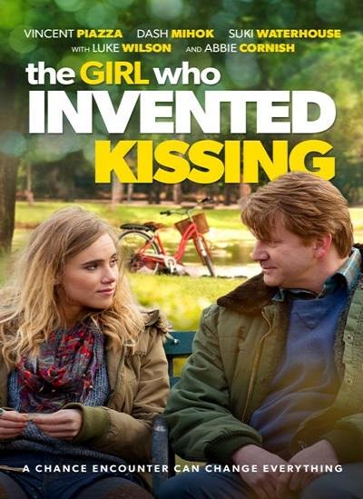 A Garota que Inventou o Beijo - Legendado