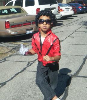 Michael Jackson costume 1