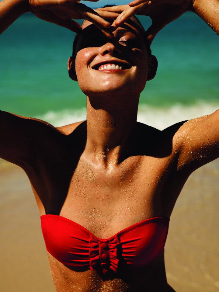 The Love Shoot: The Perfect Swimsuit!