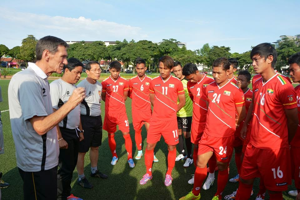 AFF SUZUKI CUP  - Myanmar National Football Team Ready To Kick Off
