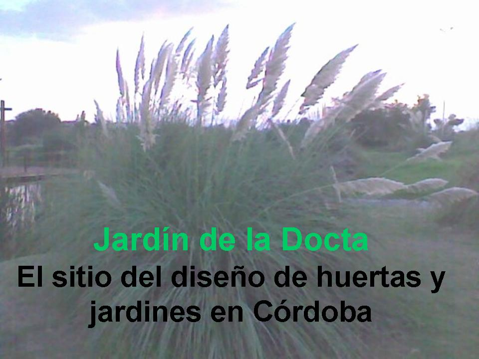 Huertas y Jardines en Cordoba