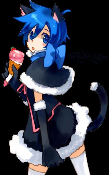 Render Kaiko + helado