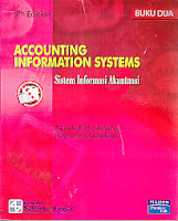 toko buku rahma: buku ACCOUNTING INFORMATION SYSTEM (SISTEM INFORMASI AKUNTANSI), Buku Dua, pengarang marshall b romney, penerbit salemba empat
